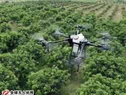 大疆植保无人机t16发布:厘米级定位 植保作业必备