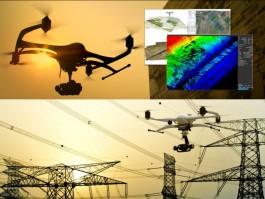 无人机电力自然灾害应急处理