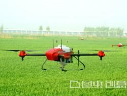 一架能挣钱的植保无人机 总是能占据植保队的C位