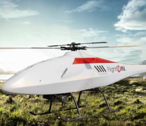 北京航景H50无人直升机50kg载荷级多用途