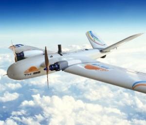 北京威特空间TH188固定翼航测无人机  高性价比