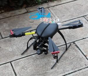 TOP-650-10X变焦电力巡线无人机系统
