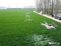 酷农无人机为农业插上科技的翅膀