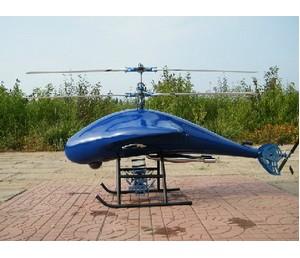 26CC复合式共轴反桨直升机(民用)