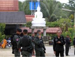 无人机助力泰国寺庙枪击事件侦破