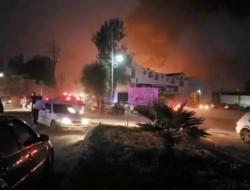 墨西哥输油管爆炸 无人机输油管巡线