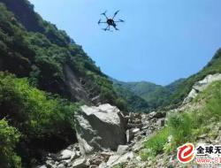 四川崇州地震 无人机地震救灾应用