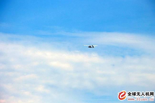 无人机--海军陆战队使用彩虹-802无人机侦察任务