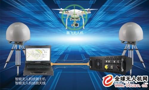 吉赫兹无人机侦测和反制系统DDS&DCS